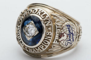 Brooklyn Dodgers World Series ring tops $45K at RR Auction