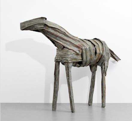 $70K sculpture tops Palm Beach Modern's $1.7M auction