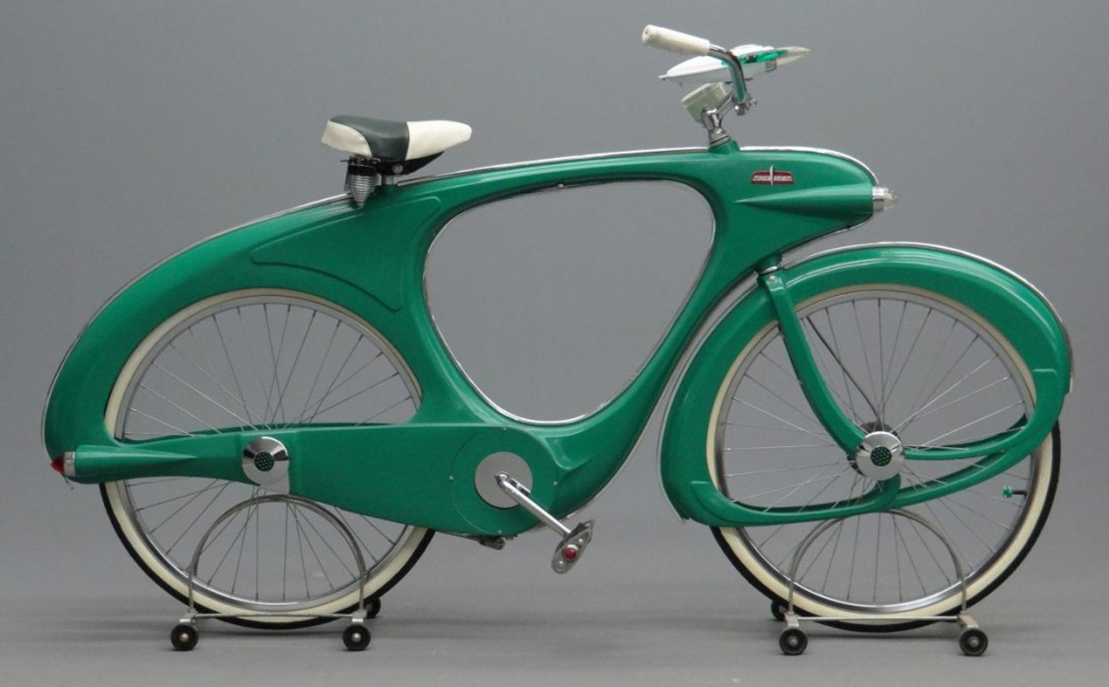 Bicycles: combining form and function since 1817