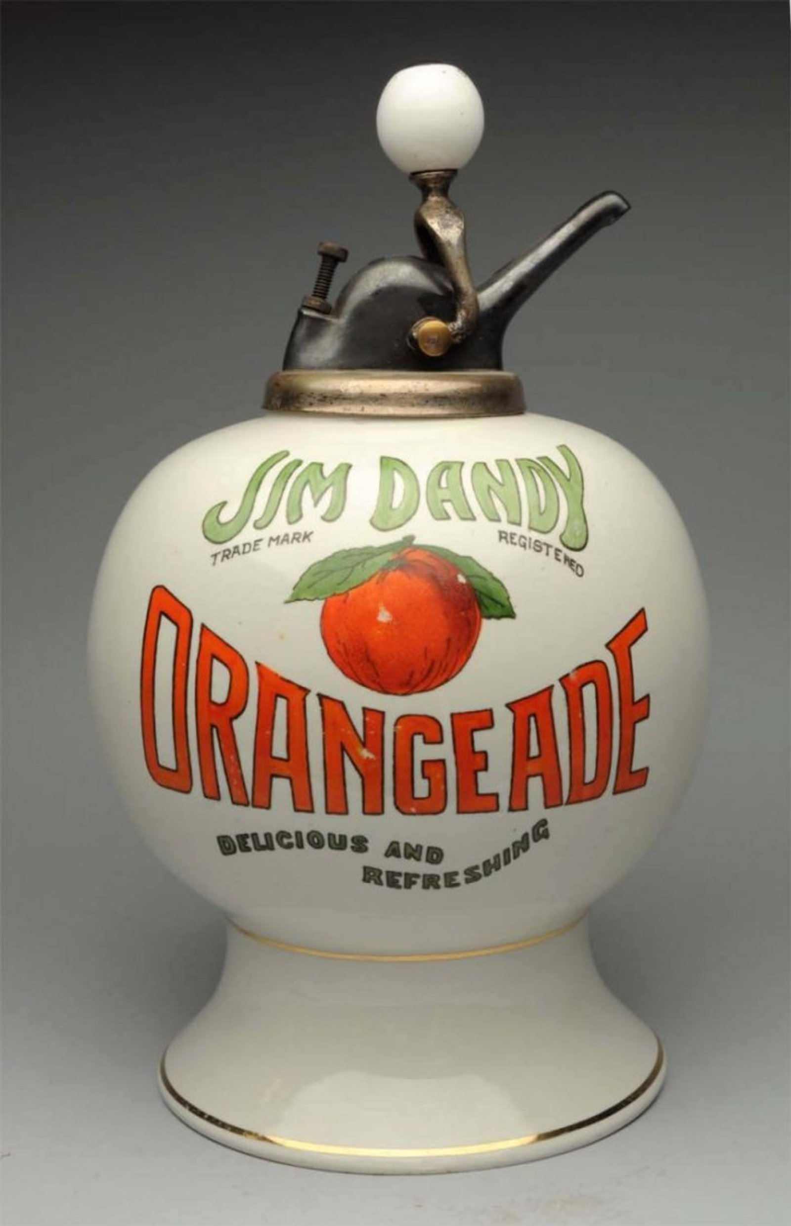 Collectors are sweet on antique syrup dispensers