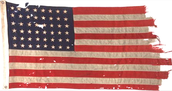 American Flags: collecting symbols of freedom
