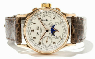 Beyond Rolex: men's luxury watches
