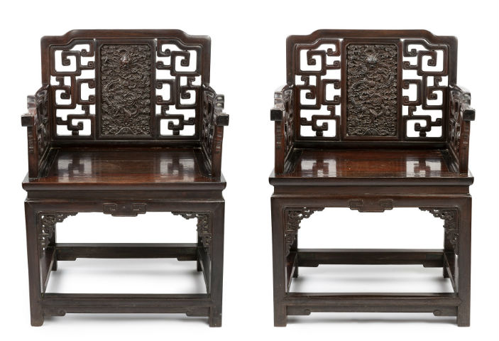 - Chinese Chairs Achieve $375K At Moran Auctioneers