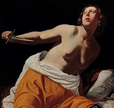 Painting by important 17th C. female artist Gentileschi headed to auction