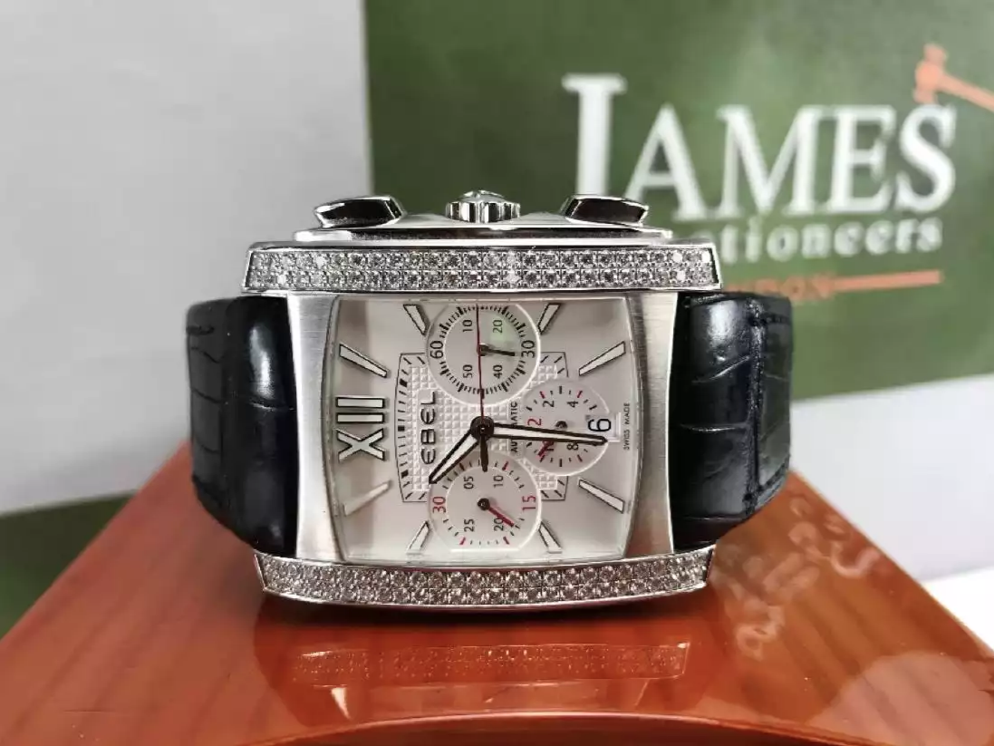 London calling: Premium watches, jewelry, pens in Aug. 31 online auction