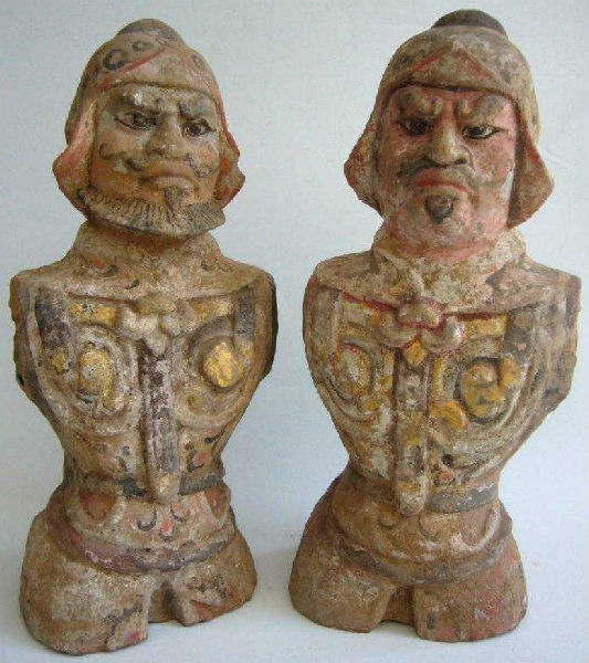 Prized Asian antiques