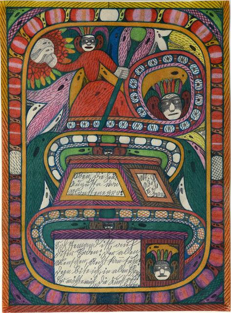 Slotin folk art