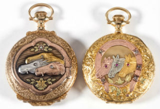 Rare timepieces take the lead in Jeffrey Evans auction Oct. 12-13