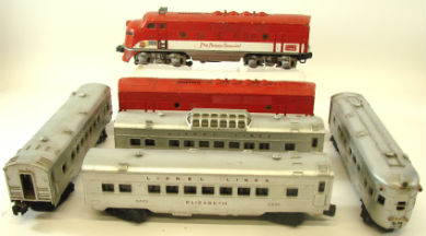 Over & Above Auctions has railroad collection on fast track for Nov. 1