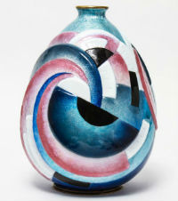 Auctions at Showplace Nov. 4 sale stars Camille Faure vase