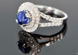 David Jerome Collection rings available in Jasper52 auction Nov. 7