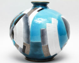 Auctions at Showplace leads with Camille Faure vase Oct. 7