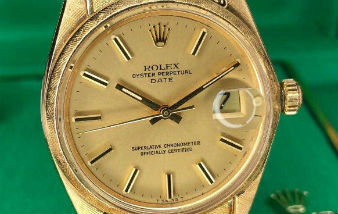 63 Rolex models offered in luxury watch auction Oct. 24