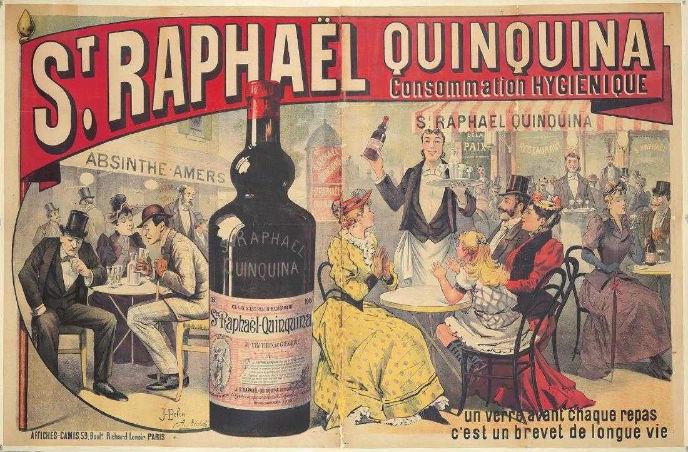 Taste-tempting vintage posters the toast of Jasper52 sale