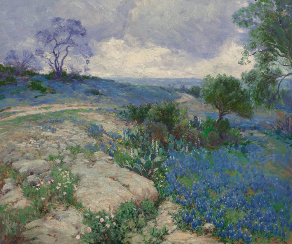Julian Onderdonk: beyond his fields of bluebonnets