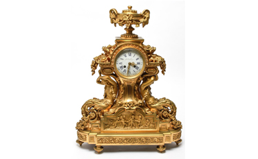 French clock cast in lead role at Auctions at Showplace sale Oct. 21