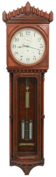 Outstanding clocks