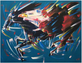 Carstens Galleries auction Nov. 28 moves to Latin American beat