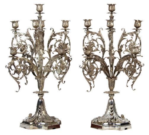 Jean Puiforcat vases