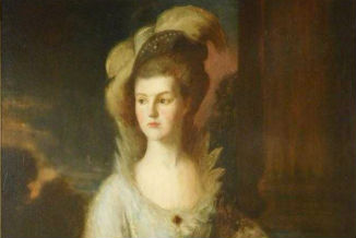 Gainsborough study sells for $103K at Woodshed Art Auctions