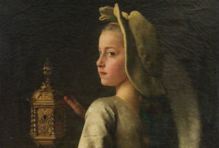 Beautiful French painting to lead off Clarke Auction Dec. 2