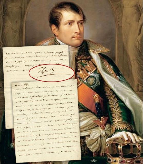 Washington, Napoleon