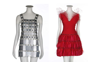 Fashion through the ages presented at Kerry Taylor Auctions Dec. 10