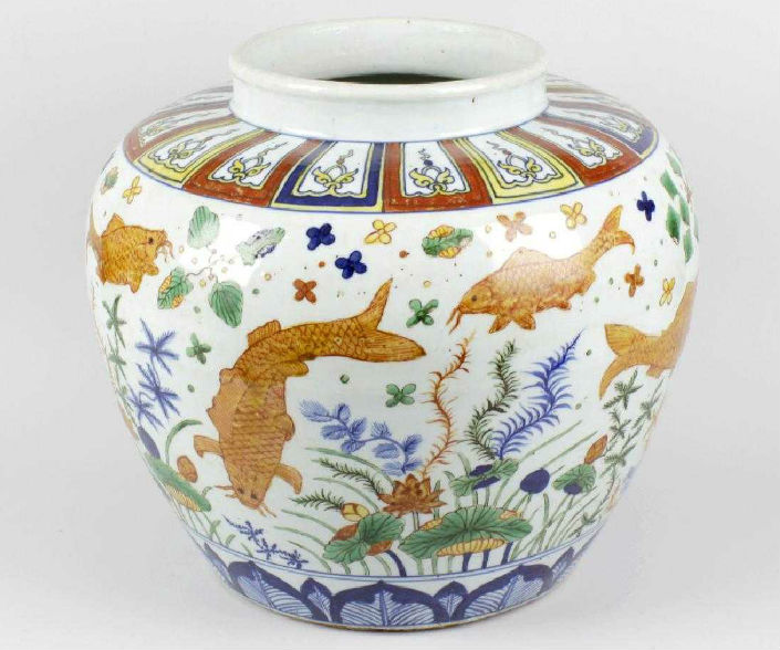 Animal symbolism abounds in Chinese art