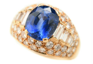 Famous estate jewelry leads off Michaan's auction Nov. 10
