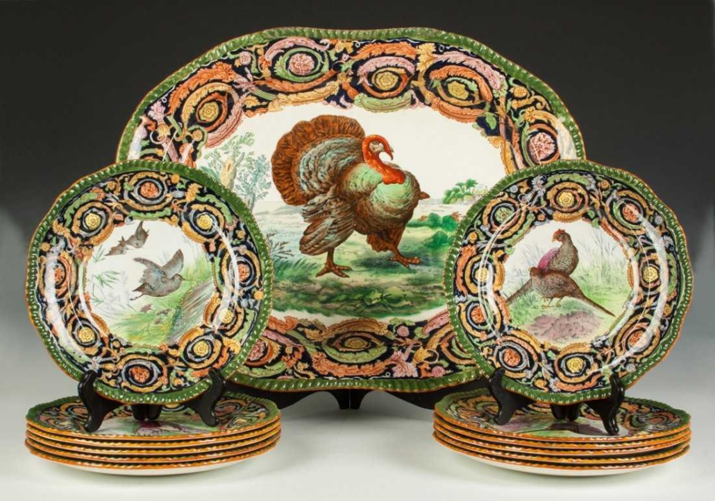 Antiques For Your Thanksgiving Table