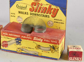 Pennsylvania man pushes to make Slinky official state toy