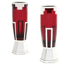 Gallery Report: Jean Puiforcat vases achieve $28,750 at Andrew Jones auction