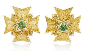 John Moran Auctioneers showcasing top jewelry designers Dec. 11
