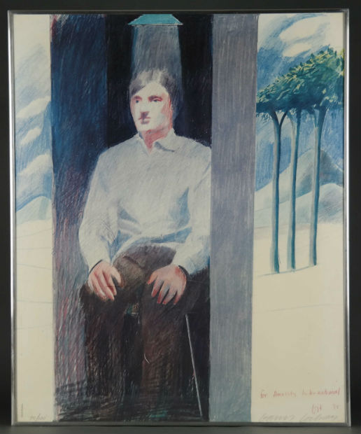 Waverly Rare Books' Jan  24 auction features modern art at
