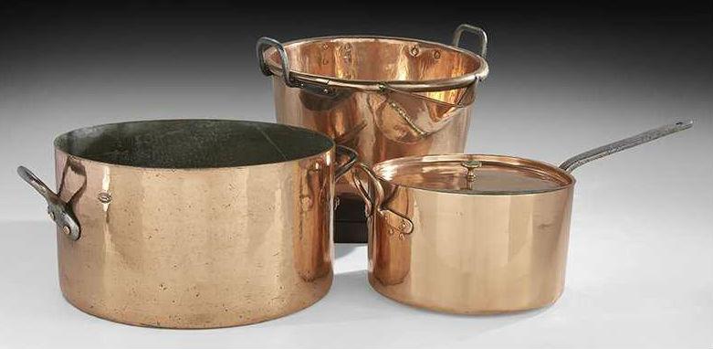 Copperware's