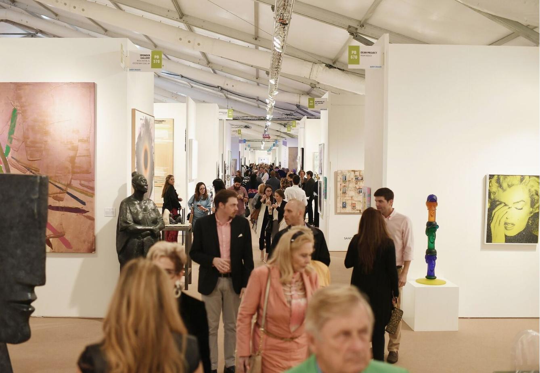 Palm Beach Modern + Contemporary Art Fair returns Jan. 10-13