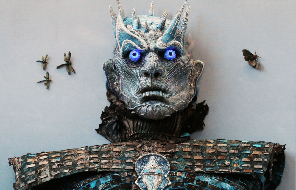 HBO's unique Game of Thrones textile artwork to be auctioned Feb. 12