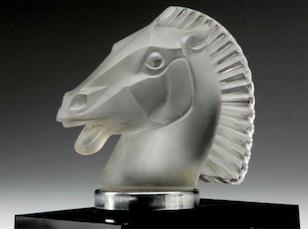 Lalique car mascots: Art Deco treasures