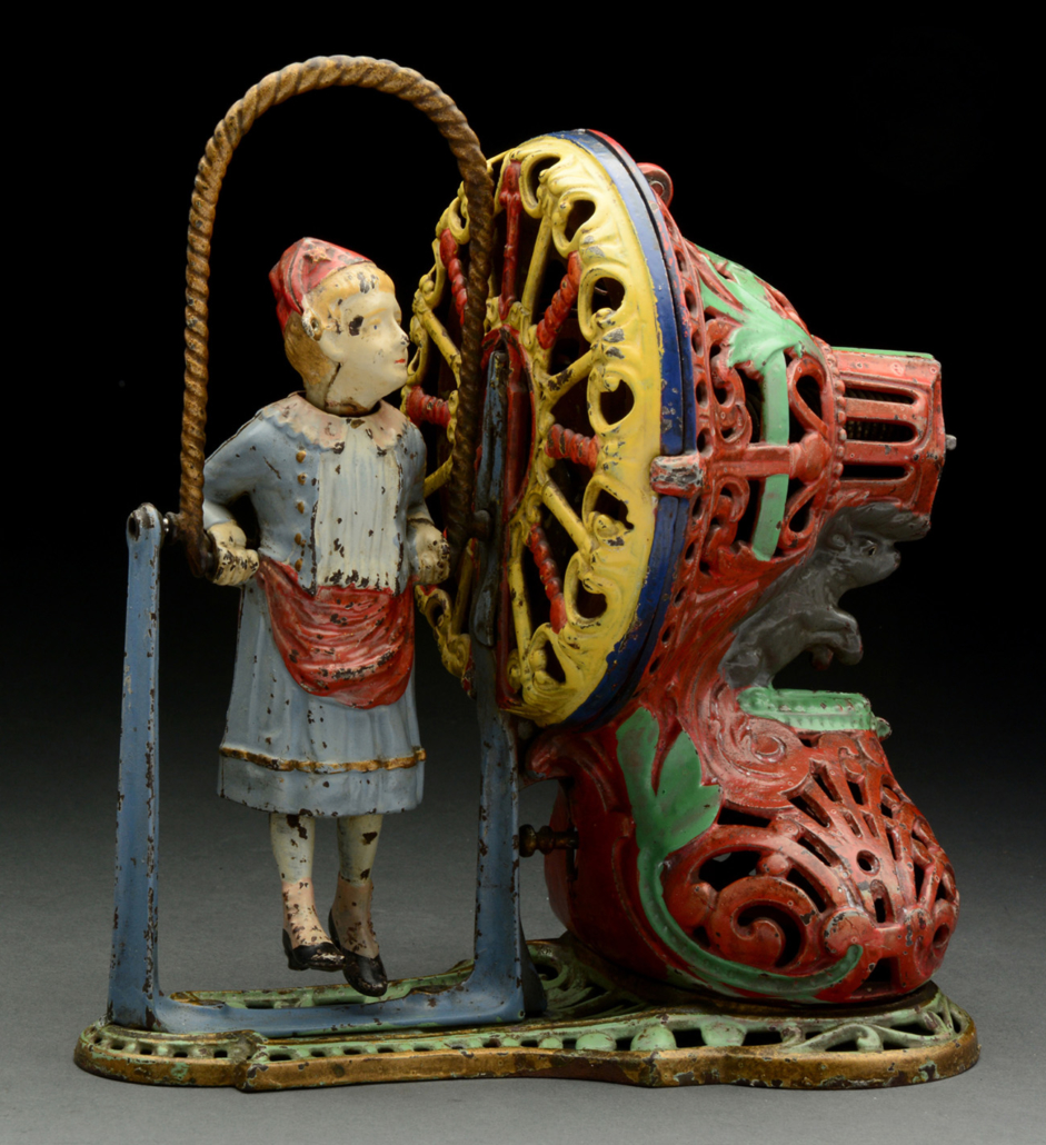 Rare Antique Toys Mechanical Banks