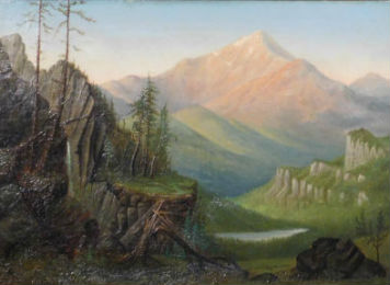 Woodshed Art Auctions to offer Whistler, Bierstadt paintings March 7