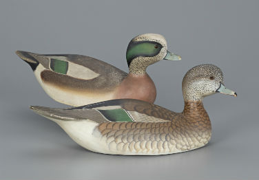 The Ward Brothers – decoy carvers extraordinaire
