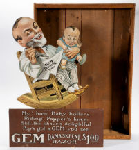 Fine collections boost prices at Jeffrey Evans Americana auction
