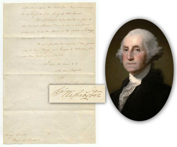 signed by presidents