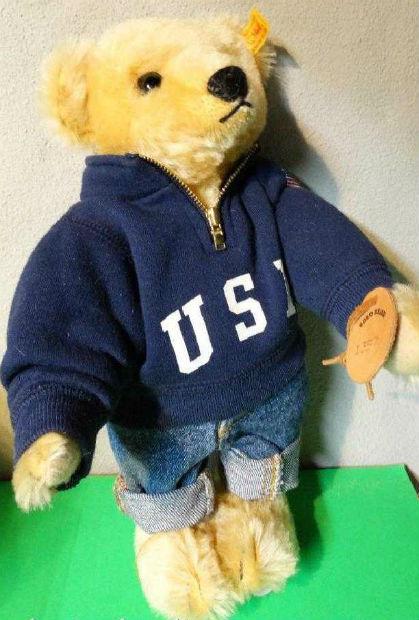 ralph lauren limited edition teddy bear