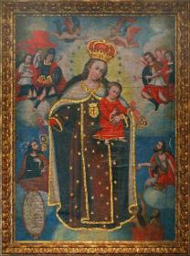 Santa Fe Art Auction features Spanish Colonial paintings Feb. 24
