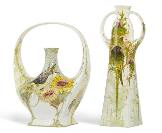 Rozenberg vases