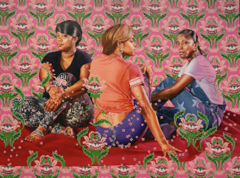Giving African-American artists their due