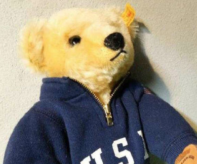 Online auction devoted to teddy bears, Steiff collectibles Feb. 20