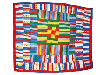 Gee's Bend quilts: unique works of folk art