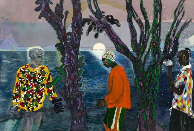 Peter Doig masterpiece